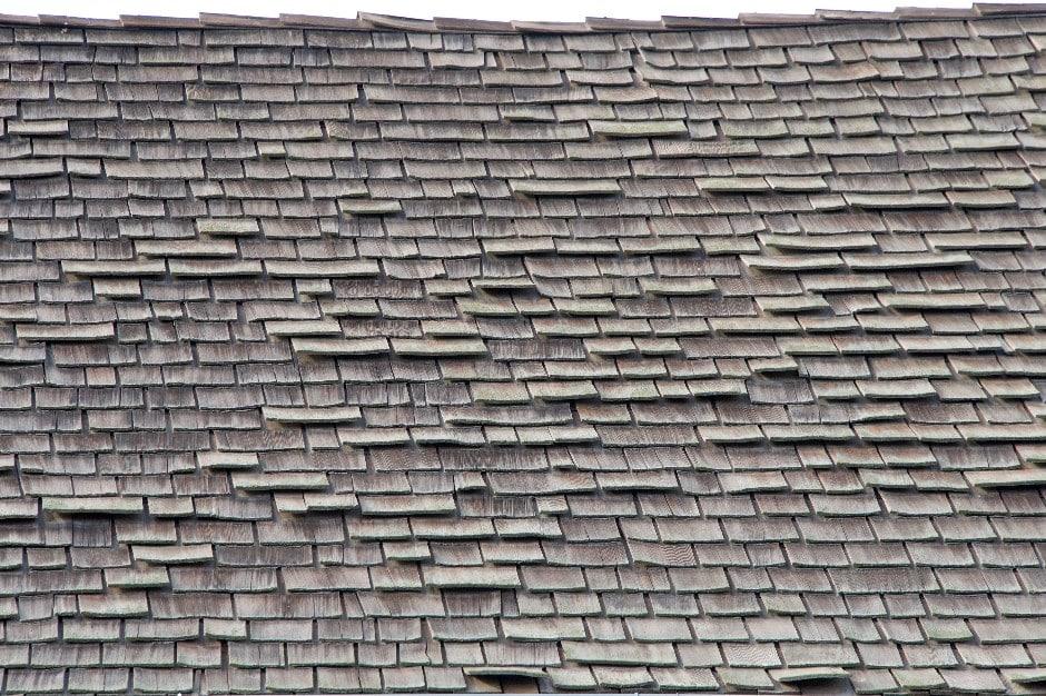 roof damage sun